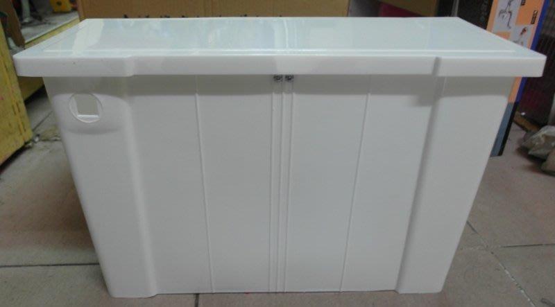馬桶水箱 塑膠低水箱 PVC馬桶水箱 PVC低水箱 分離式水箱 ~ecgo五金百貨