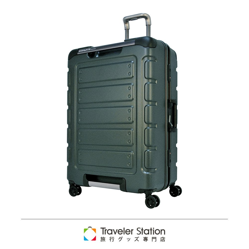 加賀屋 Crown 皇冠 悍馬 鐵架 多色 鋁框 旅行箱 30吋 行李箱 C-FE258