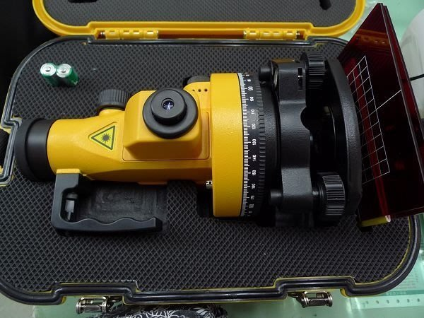 【宏盛測量儀器】FUKUDA JC300光學垂直儀  光學70m  雷射200m  可向上向下看