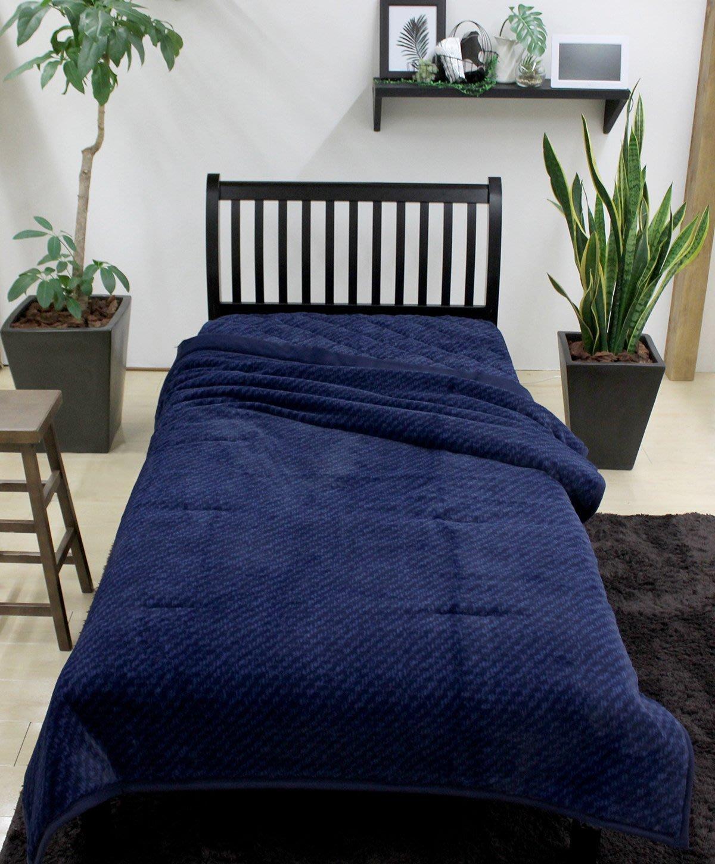 日本東京西川毛毯 吸濕發熱 保暖毛毯 發熱毛毯 140×200cm