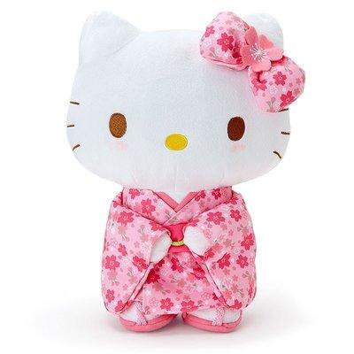 Hello Kitty KT和服娃娃M4548643084354