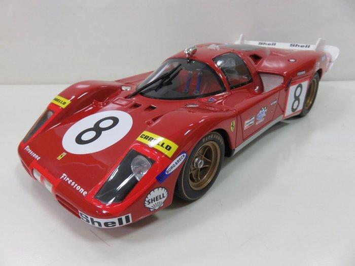 宗鑫貿易 CMR Models CMR027 Ferrari 512 S Long Tail 長尾版