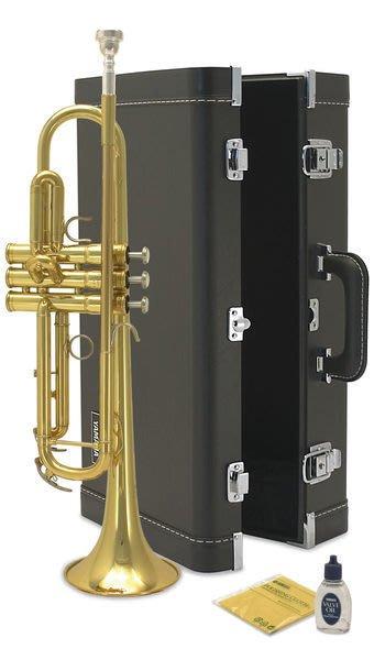 【六絃樂器】全新日廠 Yamaha YTR-6335 ll 二代專業型金漆小號 / 現貨特價