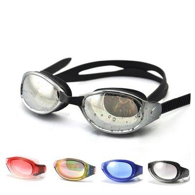 個性大框舒適防水防霧泳鏡-成人款-男女適用-現貨或預購GJT18