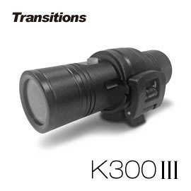 【皓翔行車監控】全視線 K300 III 三代 超廣角170度防水型1080P 機車行車記錄器 (送16G卡)