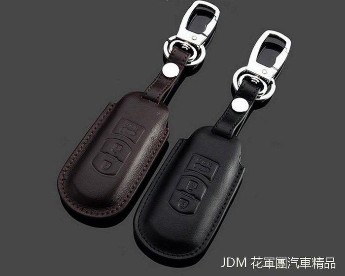[花軍團精品] 魂動 NEW MAZDA 3 專用 皮革鑰匙皮套