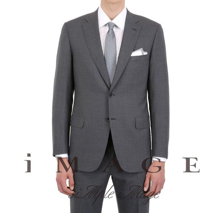 SIMPLE IMAGE    量身訂製007特務用灰色西裝a263