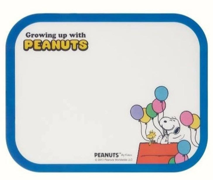 SNOOPY 史努比兒童用軟砧板(MSF3) 4973307240560