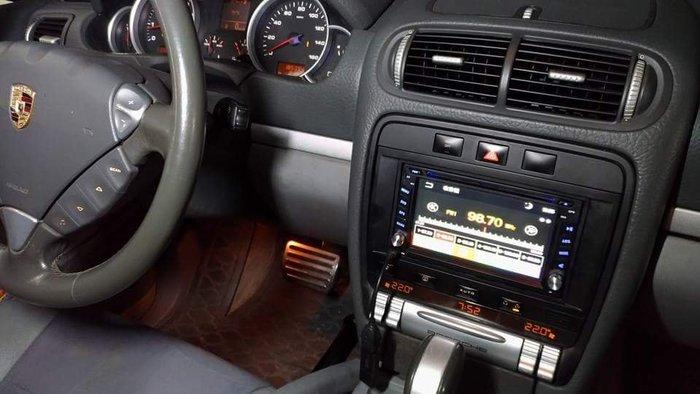 樂克影音  保時捷 凱宴 DVD主機 MP3 USB SD AUX 藍芽 支援倒車顯影