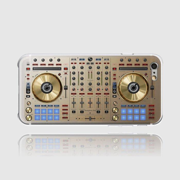 太空DJ系列手機殼(太空金)(pioneer,ddj,denon)