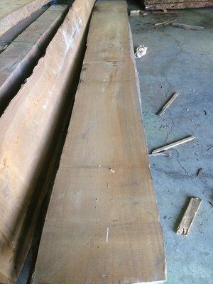 【緬甸柚木-TKWOOD】 (長500cm以上)柚木書桌・原木桌板・柚木吧檯/餐桌・柚木地板・柚木拼板、家具、樓梯板