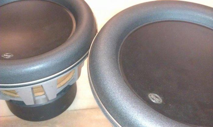 JL AUDIO 10W7/12W7/13W7 原廠喇叭懸邊更換維修