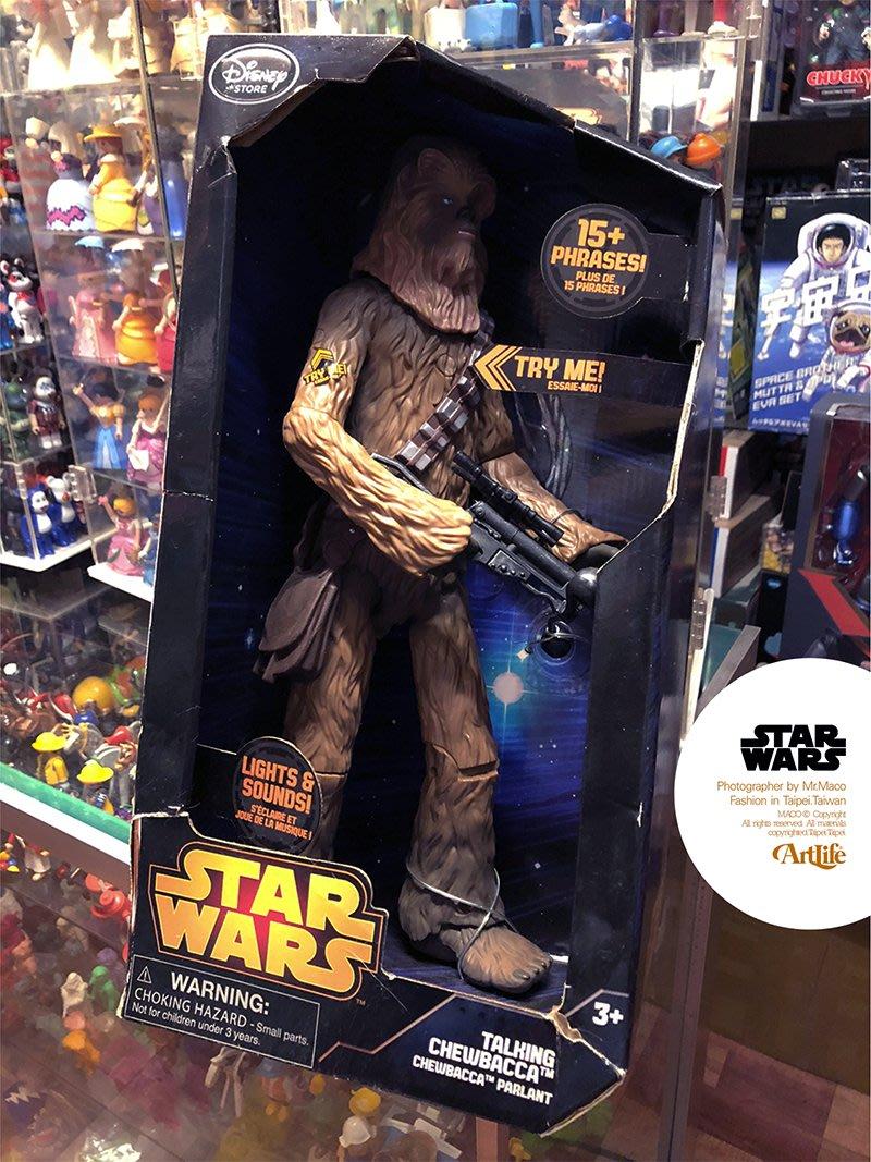 ArtLife @ Disney Store Exclusive STAR WARS CHEWBACCA 丘巴卡