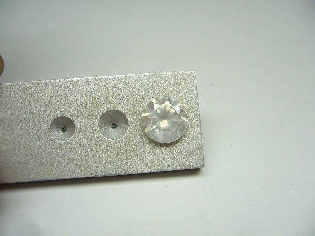 [吉宏精品交流中心]1.24克拉 南非天然鑽石 裸石(真鑽)
