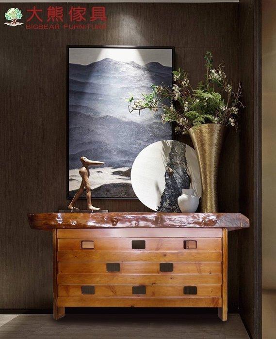 【大熊傢俱】一本 實木書桌 玄關桌 原木書桌 展示桌 辦公桌 咖啡桌 電腦桌 帶抽桌 設計桌 收銀台 餐桌  會議桌