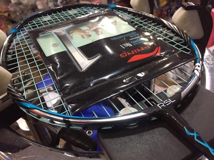 ◇ 羽球世家◇【拍】英國品牌RSL AERO 78 黑藍 4U輕拍耐30磅 銜接EVO1框型升級版