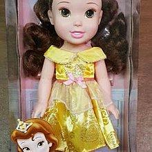 gaga玩具城  迪士尼 Disney Doll Belle 公主 貝兒 大洋娃娃 Pri