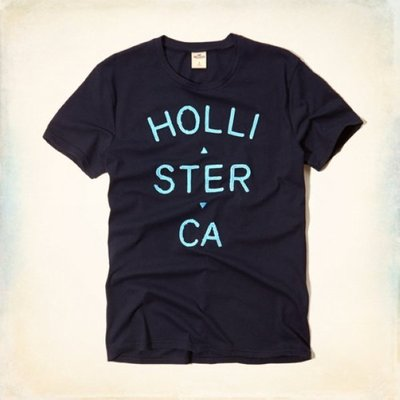 HOLLISTER 短袖T恤 323-243-1490-023  MY-麋鹿全新官網真品 AF A&F HCO 海鷗