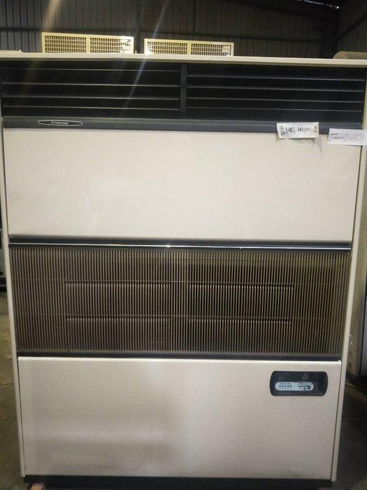 (大台北)中古大同10RT水冷箱型機3φ220V(編號:TA1070304)適用辦公室空調系統~