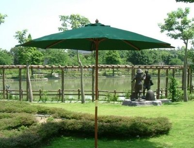 木製太陽傘(大型 2.7m)兄弟牌戶外...