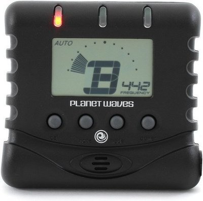 ☆ 唐尼樂器︵☆ Planet Waves CT-09 木吉他/電吉他/電貝斯 Bass LCD 顯示背光超大字幕調音器
