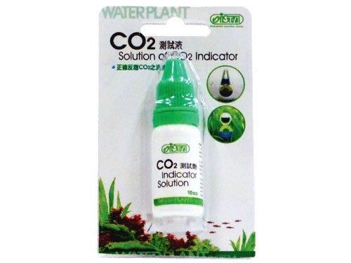 大希水族~I-691伊士達ISTA CO2長期監測器測試液補充罐10CC