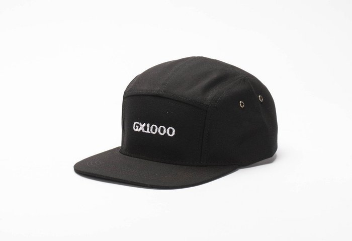 《Nightmare 》GX1000 OG LOGO 5 PANEL - BLACK