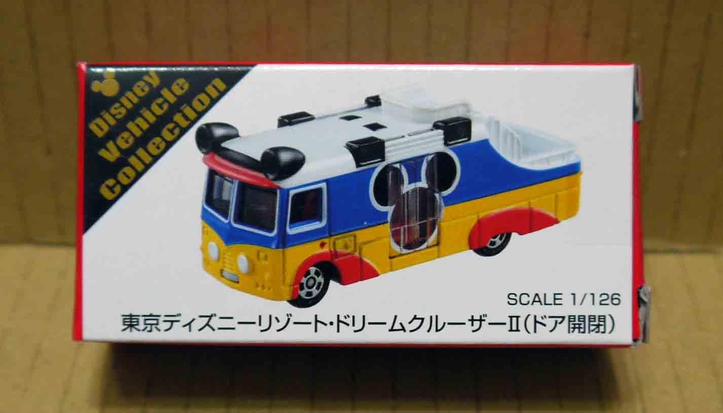 【想飛玩具】TOMICA  東京 迪士尼樂園 限定 米奇黃藍配色遊園車