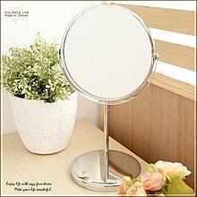 新品 收納 外宿 學生 ~居家大師~MR120 桌上型化妝放大鏡可放大2.5倍 鏡子 化妝
