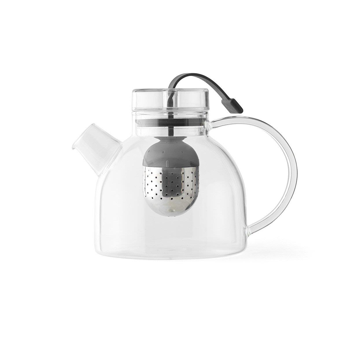 Luxury Life【正品】丹麥 Menu Kettle Tea Pot 0.75L 玻璃茶壺 - 小尺寸