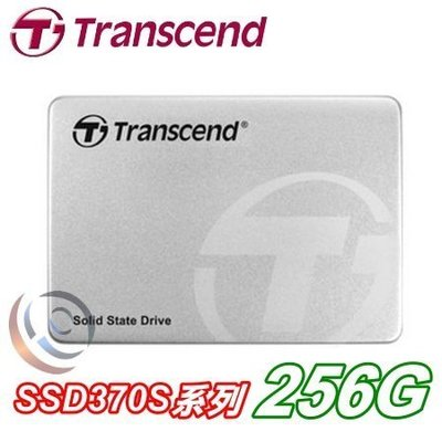 「Sorry」Transcend 創見 SSD 370S 256G 固態硬碟 SATA3 370