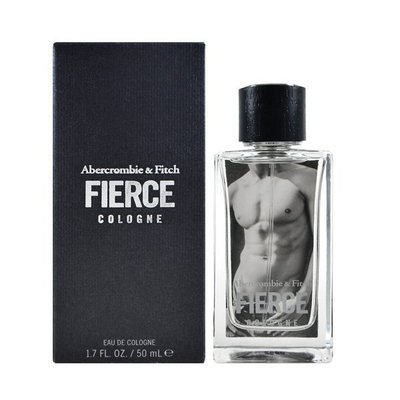 A&F Abercrombie&Fitch Fierce Cologne AF店內用香水50ml《安安坊》