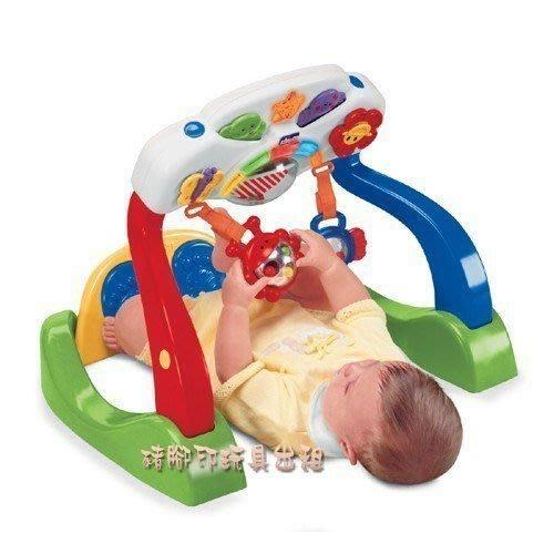 °✿豬腳印玩具出租✿°CHICCO兩階段成長健力架(4)~即可租