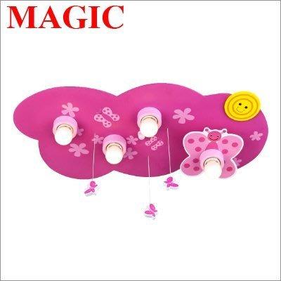 MAGIC設計師款 繽紛花朵吸頂燈 為...