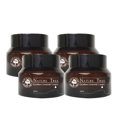 Nature Tree 白晳抗皺素顏霜50ml