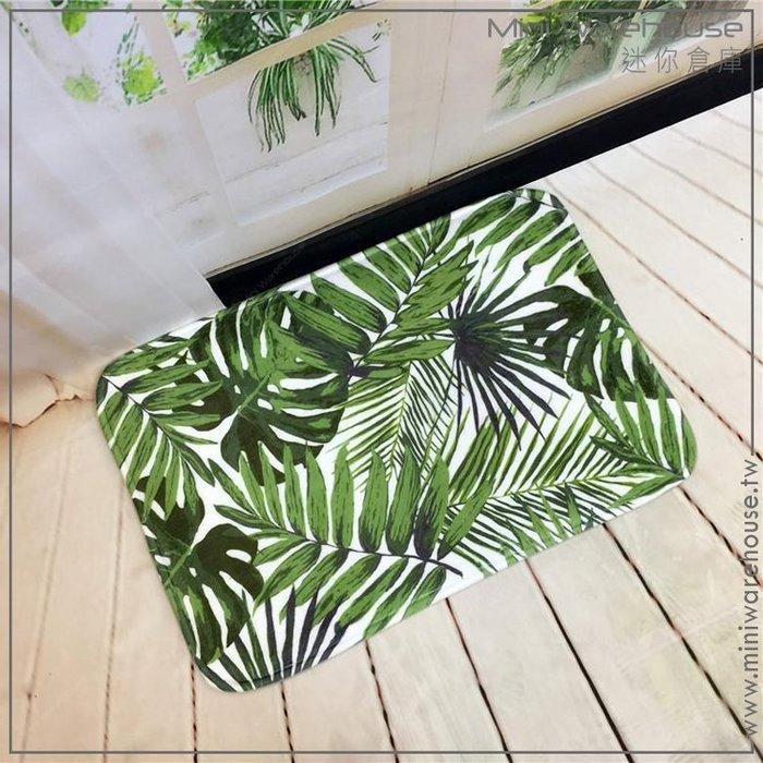 小清新植物地墊(共四款)/植物系地墊/地毯/腳踏墊