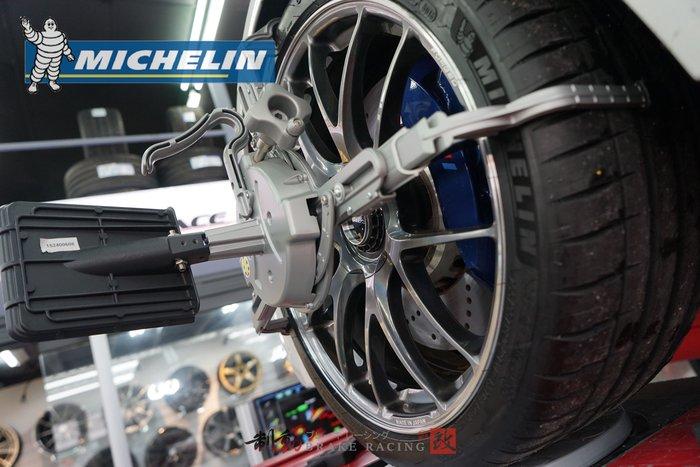 米其林 MICHELIN PILOT SPORT 4S PS4-S 高階街跑胎 BMW F10各規格歡迎詢問 / 制動改
