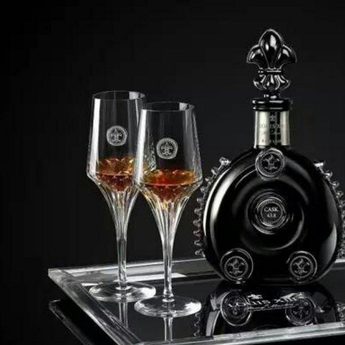 已完售!!(全新已拆封) 路易十三 13 限量 水晶杯 對杯 光之禮讚 酒杯禮盒組 Louis xiii(另酒瓶巴卡拉