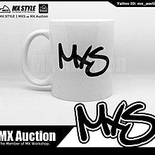 MX Auction - [SAM-MX01] 自家品牌 MX Style MXS Mug Cup 水杯 咖啡杯 有耳杯 (白色)