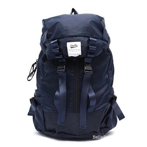 anello 大容量 後背包 (深藍)