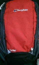 【小熊的店】原價4380出清價2880全新Berghaus貝豪斯 FREEFLOW登山背包20L紅
