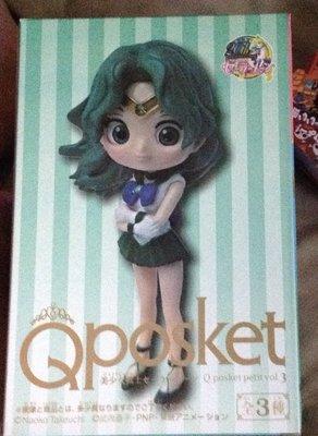 QPosket Petit VOL.3 美少女戰士 月光仙子 天王星 海王星款 Qposket 公仔