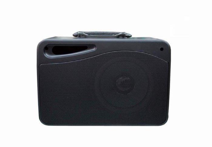 台灣製~品質保障【黑爵士 HC-806(插電版)100W】教學用有線擴音機有2個麥克風插孔,另有充電機種