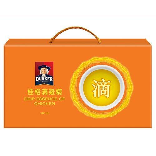 桂格滴雞精盒裝52ML*9入 免運費
