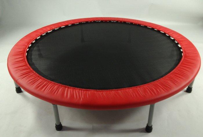 台灣製造48吋大跳床~兒童跳躍,女性窕條身材~BROTHER兄弟牌48吋有氧跳床~紅色布.優待免運費!