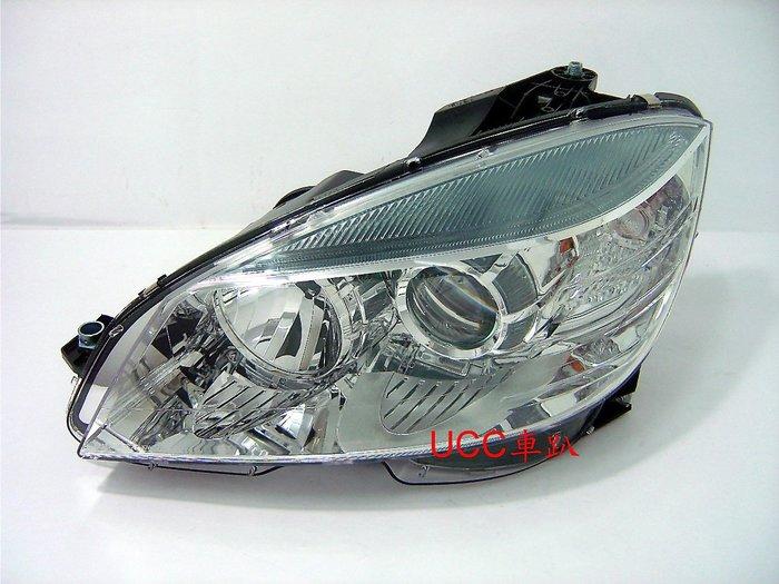 【UCC車趴】BENZ 賓士 W204 07 08 09 10 11 美規 原廠型 晶鑽大燈 TYC製 一邊5300