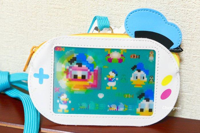 日本 迪士尼 限量 唐老鴨 證件夾 卡片夾 小物袋