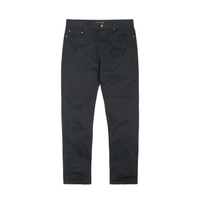 《Nightmare 》ONLY NY Hudson Twill Pants Black