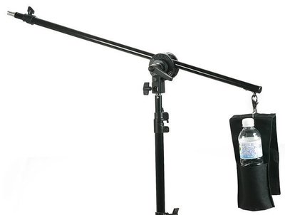 呈現攝影-小型延伸燈架 頂燈架 LS-...