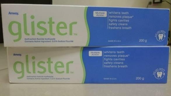 安麗氟潔牙膏 200公克 一組  3 隻~ 滿1 500  ~牙膏 ~ 雜貨小舖 ~